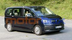 Nuovo Volkswagen Transporter: motori, interni, lancio, foto