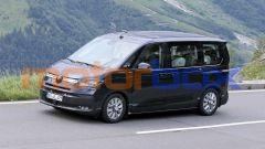 Nuovo VW Transporter 2021: stile ispirato all'elettrico Budd-e del 2016