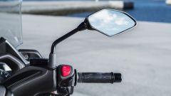 Nuovo Yamaha X-Max 300, blocchetto destro