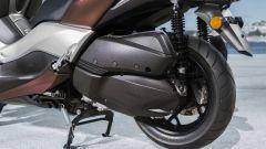 Nuovo Yamaha X-Max 300, motore