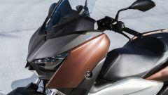 Nuovo Yamaha X-Max 300, muso