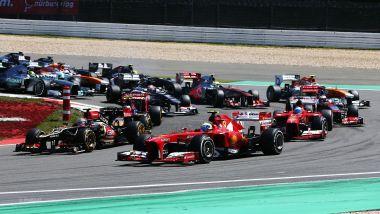 Nurburgring F1 2013
