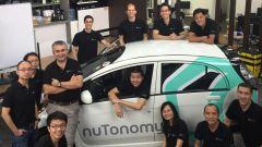 nuTonomy sfida Google, Tesla e Uber nella corsa ai taxi robot - Immagine: 1