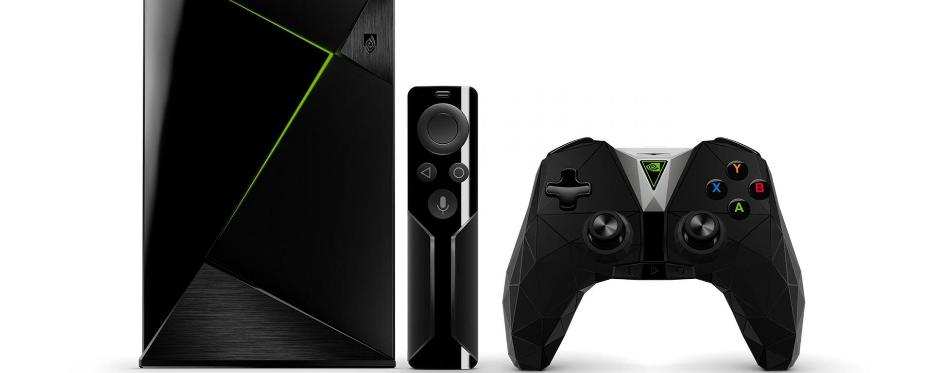 NVIDIA Shield TV: l'Android TV Box migliore sul mercato