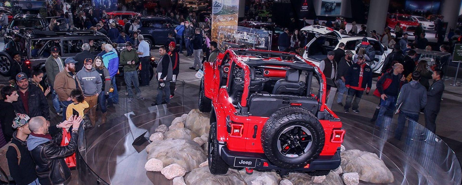 NYIAS 2019: le novità auto al Salone di New York