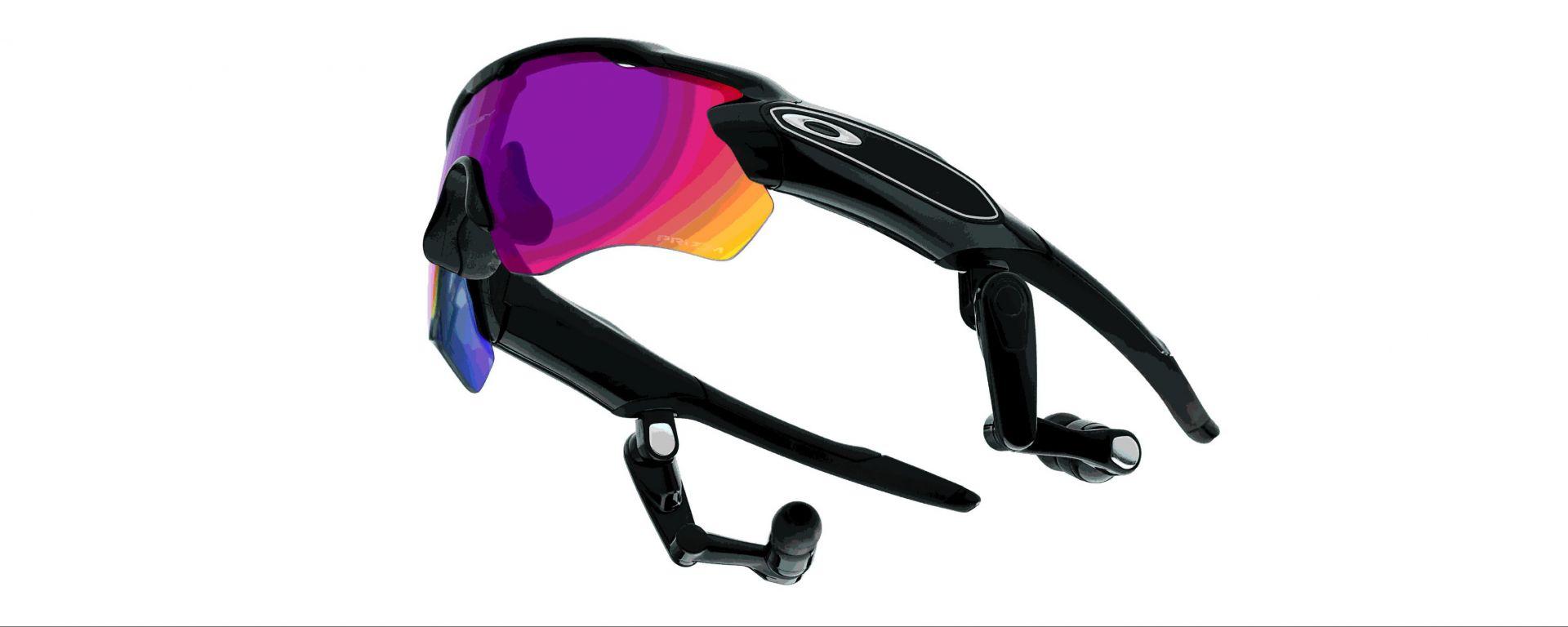 Oakley Radar Pace: gli occhiali smart per corsa e ciclismo