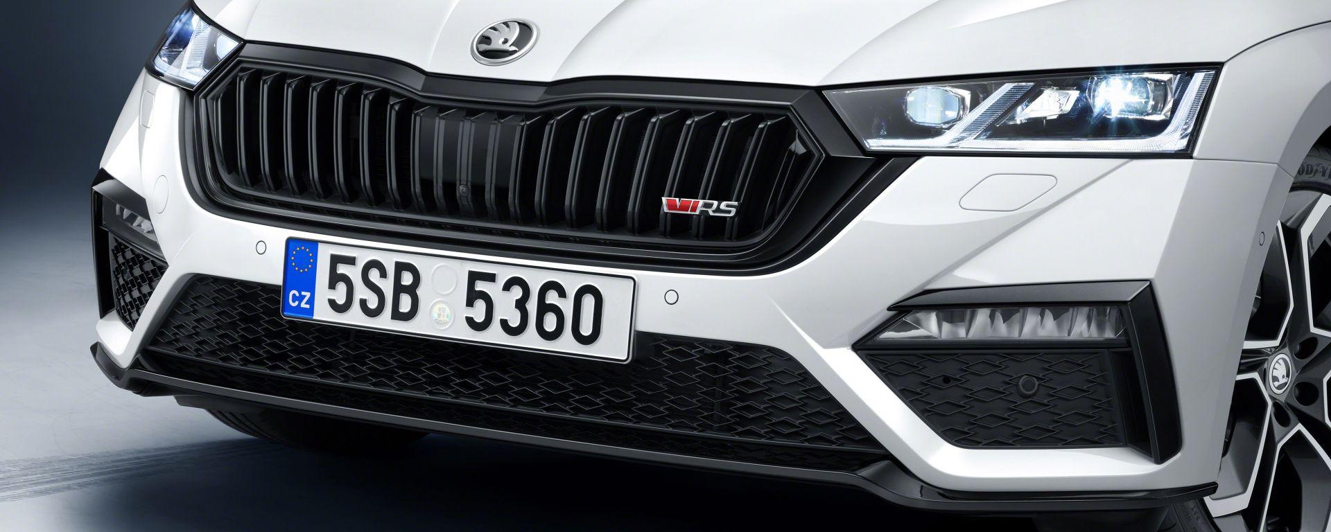 Skoda Octavia Rs Iv 2020 Scheda Tecnica Prezzo E Prestazioni Motorbox