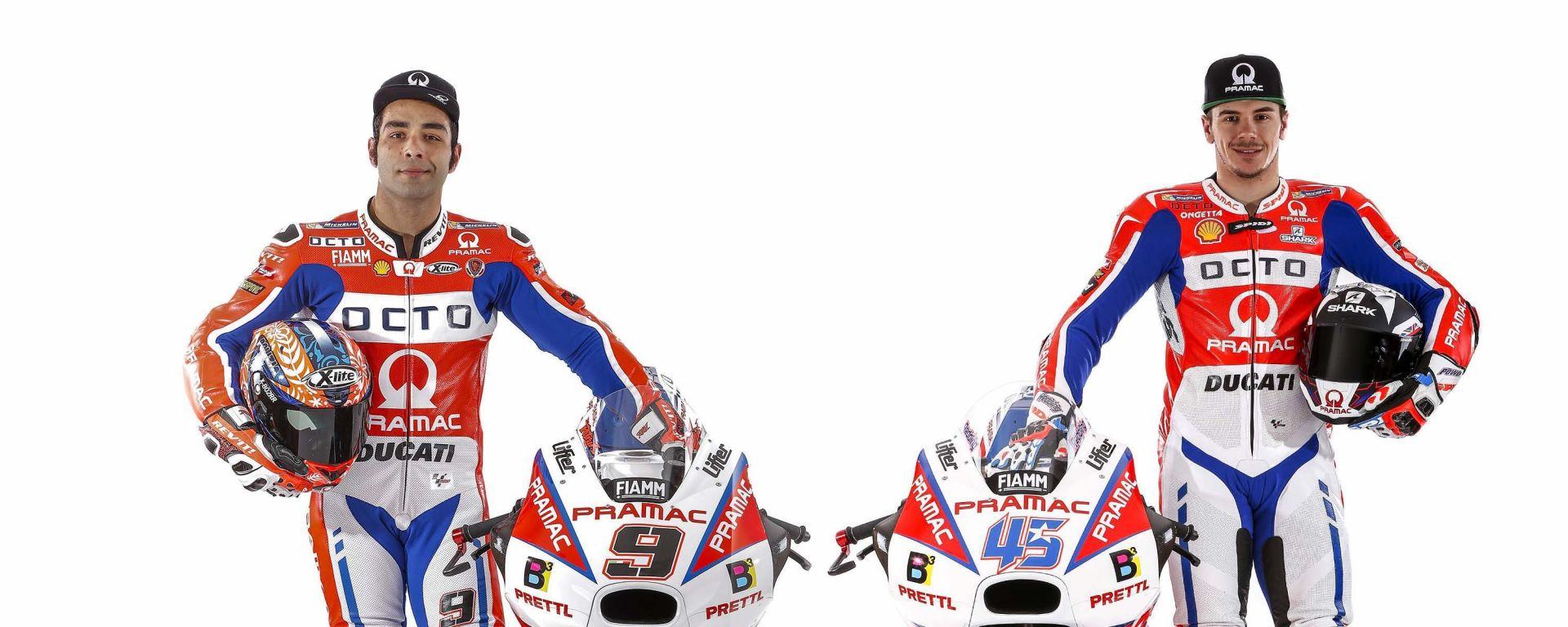 Octo Pramac Racing 2017