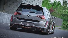Oettinger Volkswagen Golf R500 - Immagine: 6
