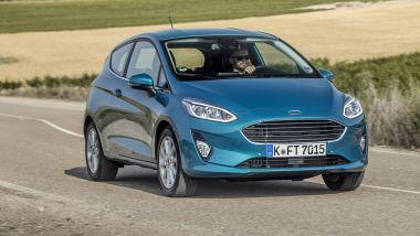Promozioni auto 2018: fino a 6.000 euro di sconti per la nuova Ford Fiesta