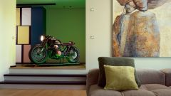 Officine GP Design: Arte e motori si fondono per dar vita a The Mood - Immagine: 10