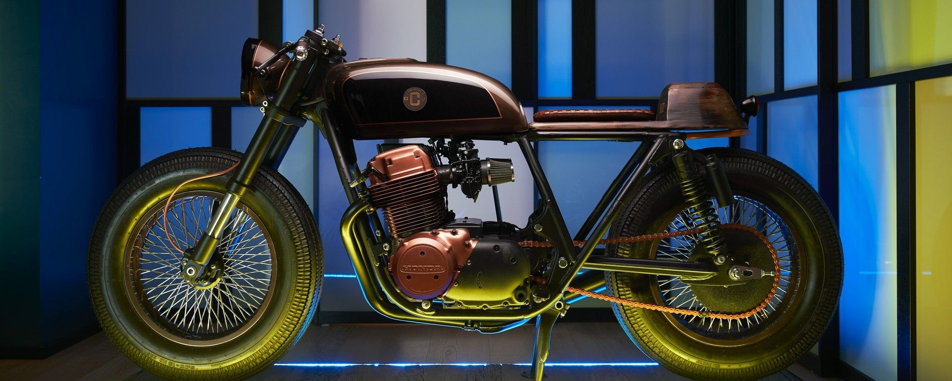 Officine GP Design: Arte e motori si fondono per dar vita a The Mood