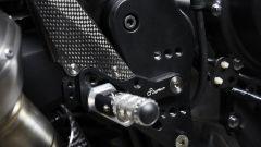 Officine GP Design X-Mutant C5: dettaglio della pedana