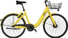 Ofo, la bicicletta
