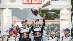 Ogier centra la vittoria a Monte Carlo dopo il passaggio in Ford M-Sport - WRC 2017