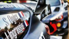 Ogier e la sua Ford M Sport - WRC 2017 Rally di Spagna