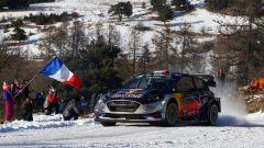 Ogier e la sua Ford M-Sport - WRC 2017