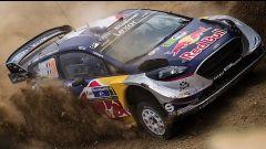 Ogier è per la quinta volta campione del mondo - WRC Ford Fiesta