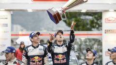 Ogier, il campione del mondo in carica, nel WRC 2017 correrà per la Ford M-Sport