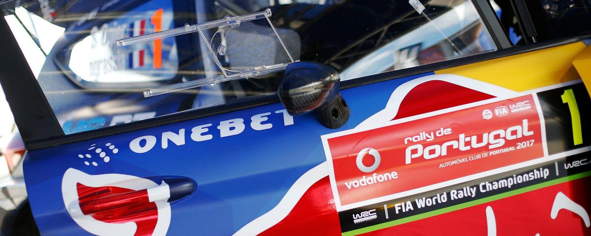 Ogier trionfa nel Rally del Portogallo, WRC 2017