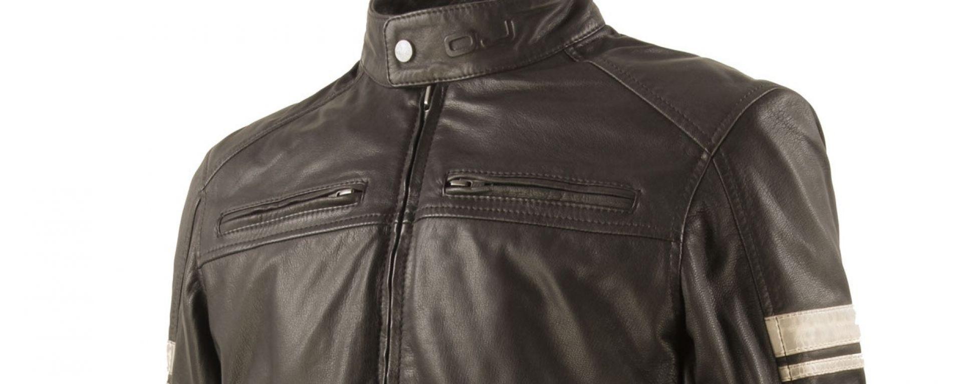 OJ: giacca in pelle Mythos