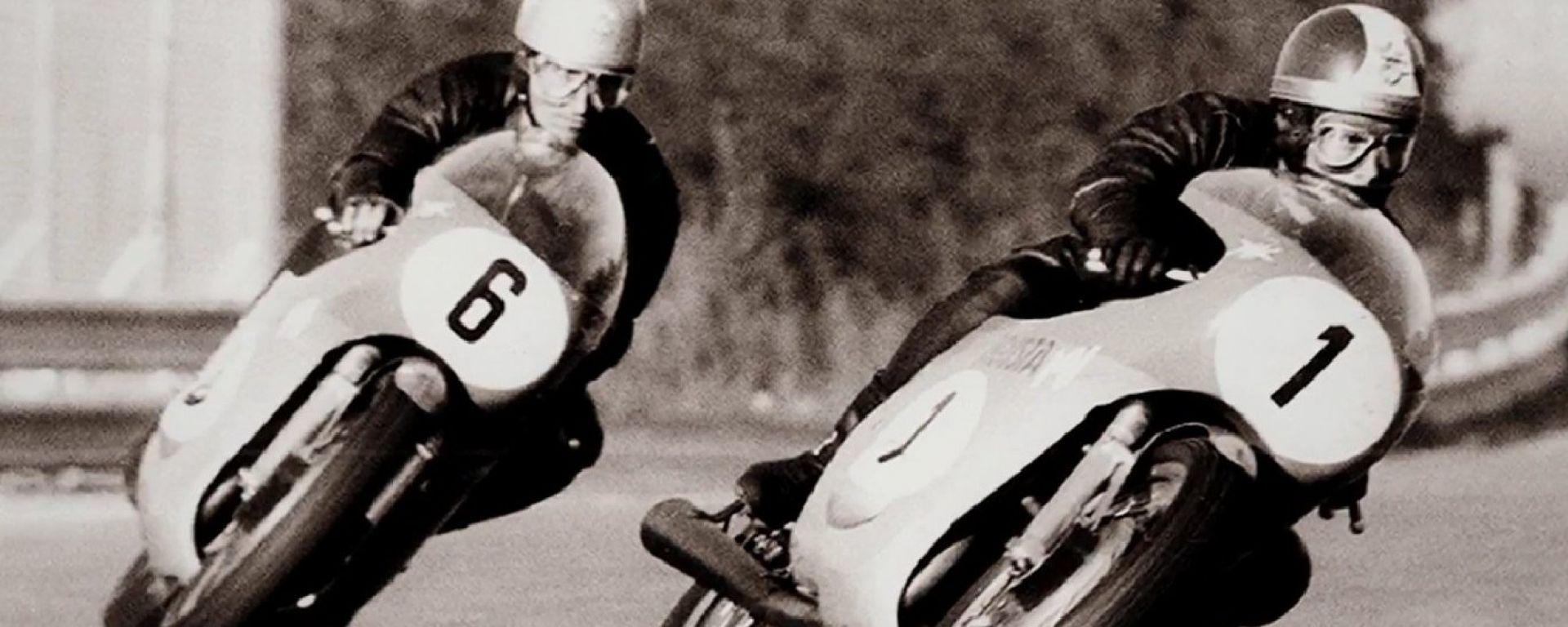 Old Dogs, la moto ai tempi di Agostini e Lucchinelli