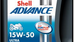Olio Shell Advance Plus con PurePlus Technology