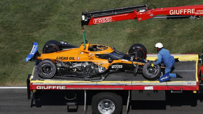 oliver askew crash indianapolis