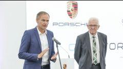 Oliver Blume di Porsche