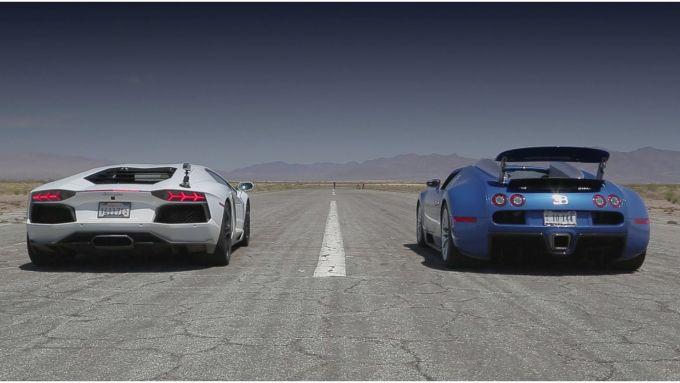 Oltre a Bugatti anche Lamborghini in vendita?