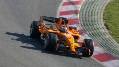 Oltre al nome cambierà anche il colore sulla McLaren di Alonso? - F1