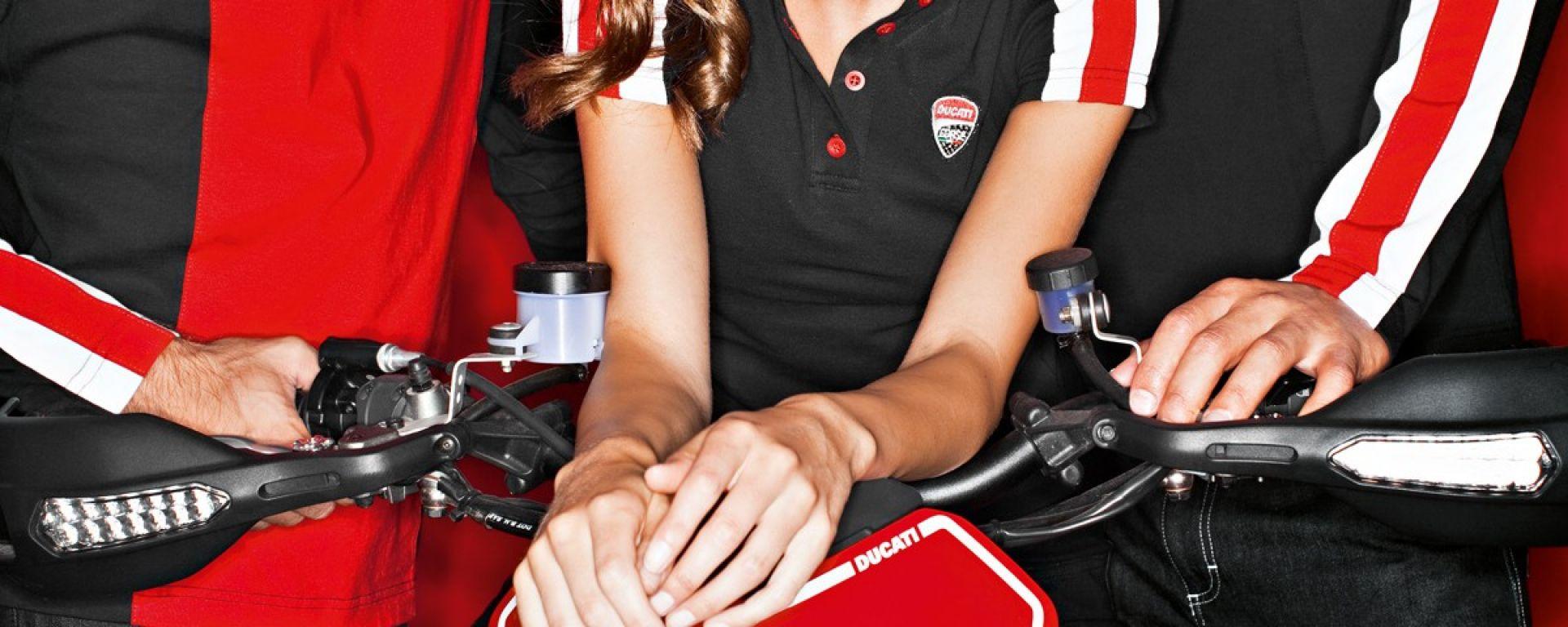 On-line il nuovo Shop Ducati