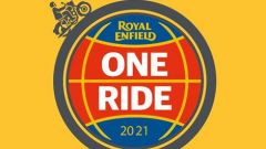 One Ride 2021, Ride for a Cause e Treedom al raduno Royal Enfield