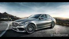 Ooops: la Mercedes Classe C 2014 - Immagine: 2