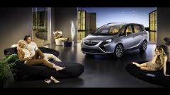 Video Opel Zafira Tourer Concept - Immagine: 1