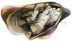 Video Opel Zafira Tourer Concept - Immagine: 15