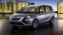 Video Opel Zafira Tourer Concept - Immagine: 5
