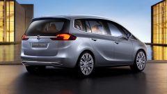 Video Opel Zafira Tourer Concept - Immagine: 18