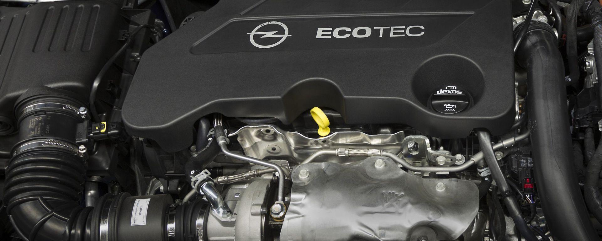 Opel: a Parigi il nuovo 2.0 CDTI