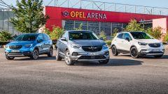 Opel a tutto SUV con la gamma X e i nuovi motori Euro 6d-TEMP - Immagine: 2