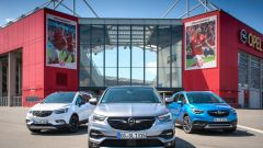 Opel a tutto SUV con la gamma X e i nuovi motori Euro 6d-TEMP - Immagine: 4