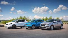 Opel a tutto SUV con la gamma X e i nuovi motori Euro 6d-TEMP - Immagine: 5