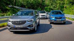 Opel a tutto SUV con la gamma X e i nuovi motori Euro 6d-TEMP - Immagine: 6