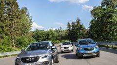 Opel a tutto SUV con la gamma X e i nuovi motori Euro 6d-TEMP - Immagine: 7