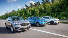 Opel a tutto SUV con la gamma X e i nuovi motori Euro 6d-TEMP - Immagine: 8