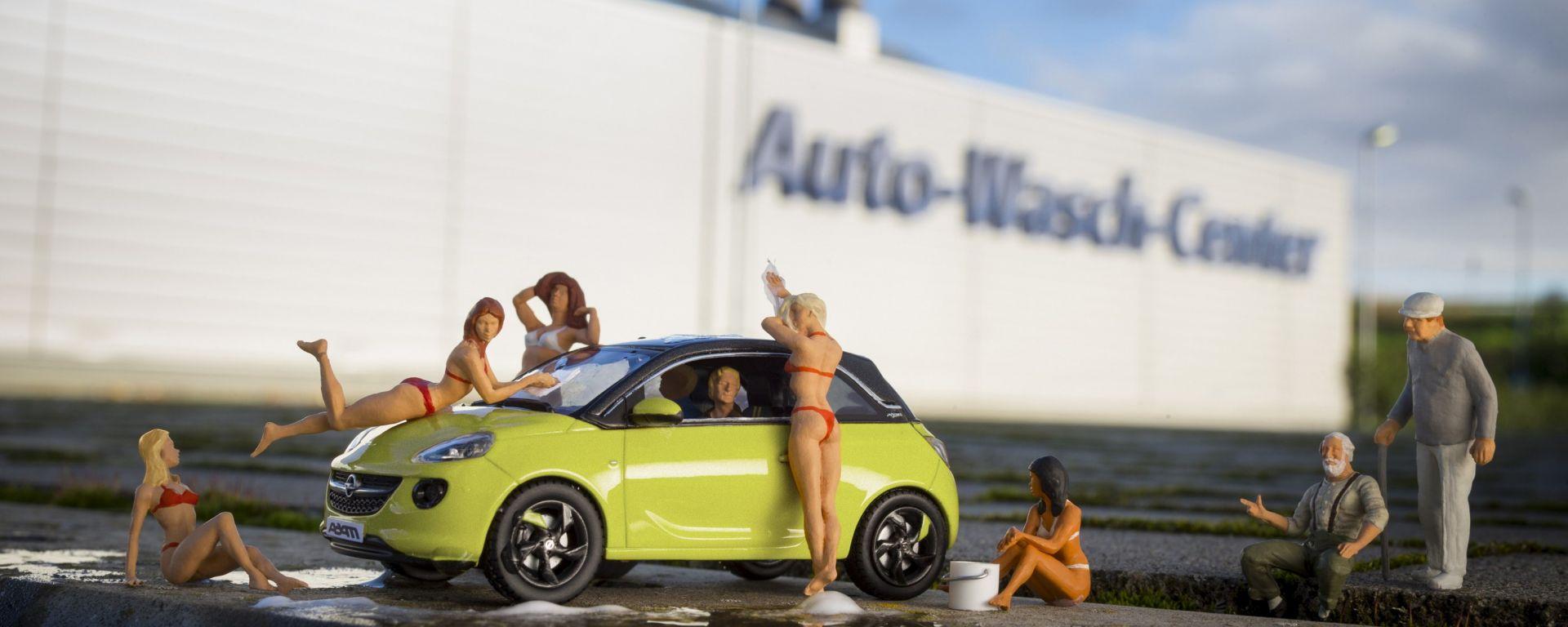 Opel Adam: le novità del 2014