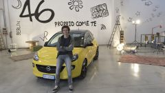 Opel Adam: sarà Valentino Rossi il testimonial - Immagine: 3