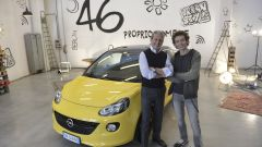 Opel Adam: sarà Valentino Rossi il testimonial - Immagine: 4