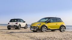 Opel Adam Unlimited e Adam Rocks Unlimited - Immagine: 3