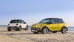 Opel Adam Unlimited e Adam Rocks Unlimited - Immagine: 3